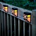 Estilo europeo luces Solares luz de calle Solar LED jardín decoración Patio paisaje alrededor de envío gratis