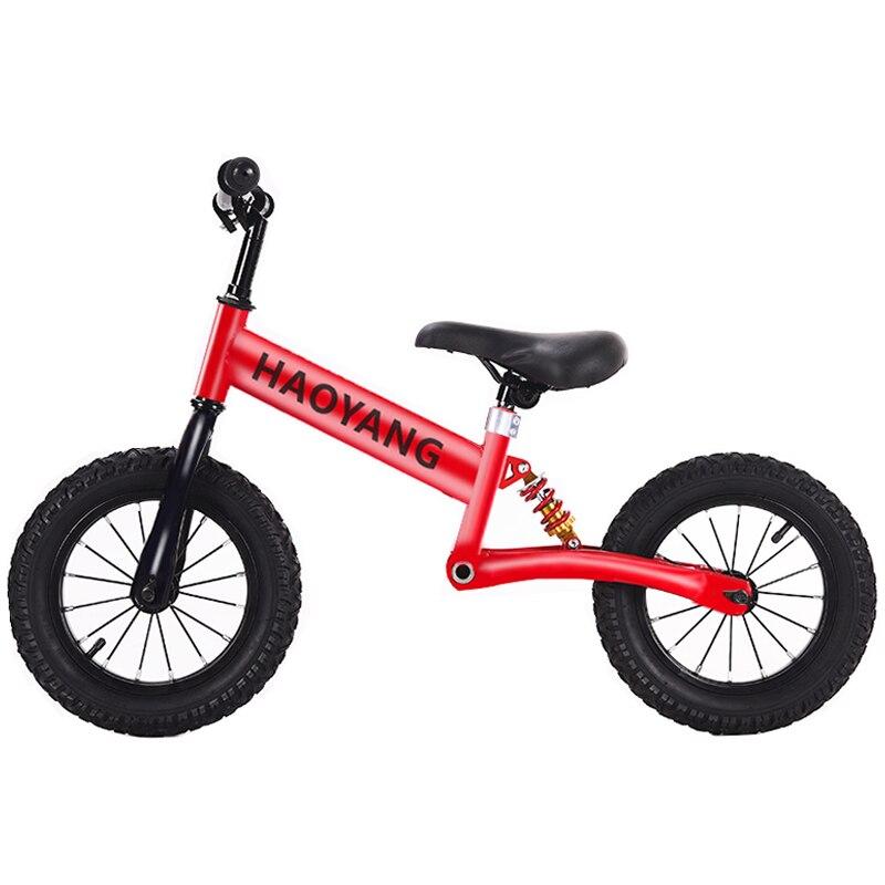 1-6 an nouveau enfant bébé marcheur poussette enfants Scooter extérieur équilibrage peut monter un vélo jouet - 3