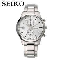 SEIKO Watch Chronograph Shi Yinggang Take Men S Watch Business And Leisure Travelers SNN271J1
