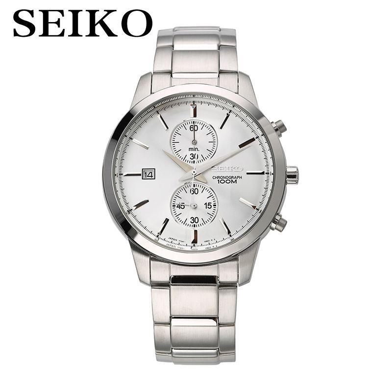 SEIKO Watch Chronograph Shi Yinggang Take Men'S Watch Business And Leisure Travelers SNN271J1 SNN233J1