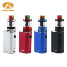 Original Kangside mini 50w 10w-50W Box Mod Vape Kit 1400mAh E Cigarette