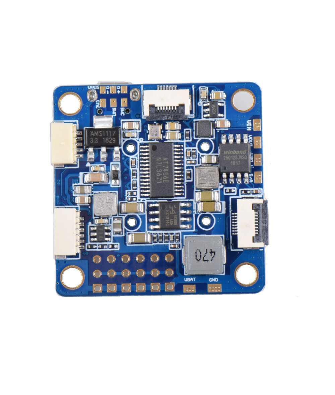 F4 V6 Flight Controller OSD STM32 F405 5x UARTs 30.5x30.5 มม.สำหรับ RC Nova 235 มม.Robocat 270 FPV Drone Quadcopter