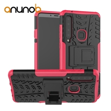 TAOYUNXI Case For Samsung Galaxy A9 2018 Cases A9s Star Pro SM-A920F A920F A9200 Hybrid Armor Kickstand Covers