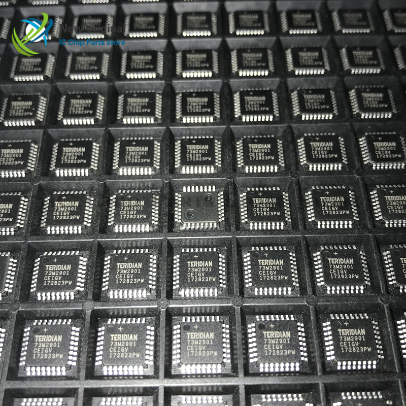 2/PCS 73M2901CE-IGV/F QFP32 Modem Integrated IC Chip