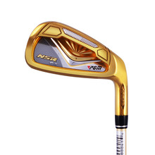 1 Piece Men 7# Iron Golf Clubs For Trainer 33 Degree Golf Club