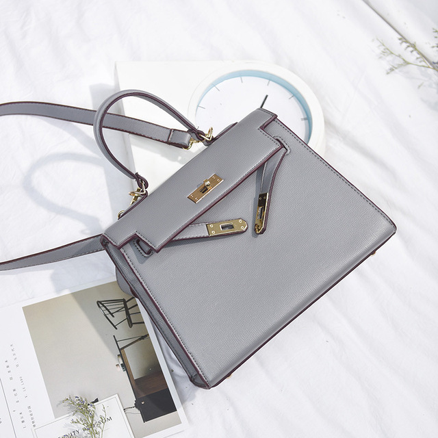 2017 brand women messenger feminina with lock handbag tote ladies baobao crossbody bag small satchel buckle bolso high quality