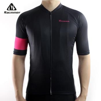 Racmmer-Ropa para Ciclismo 2020, Maillot corto para Hombre, Verano # DX-31