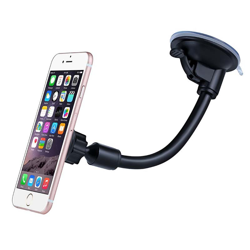 Universal Magnetic Car Phone Holder 360 Rotation GPS Mobile Phone Car Holder Stand For Iphone Samsung Tablets