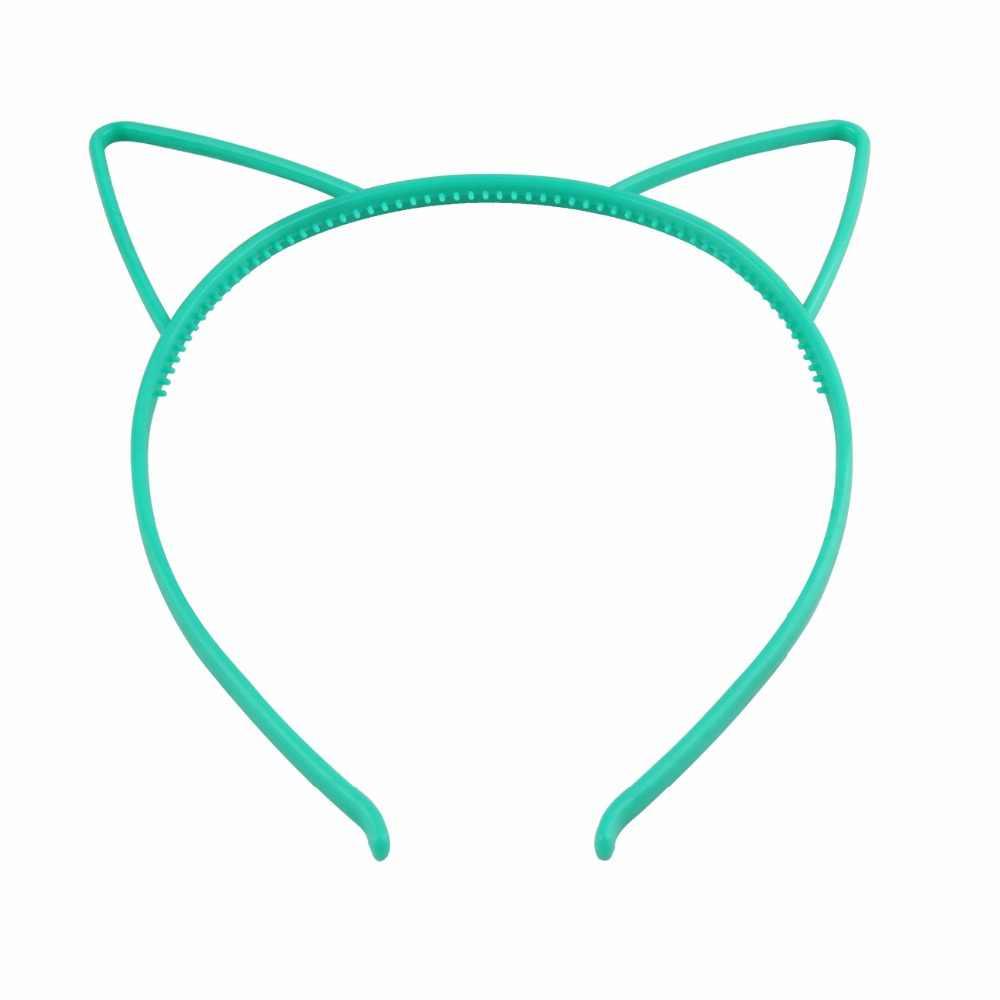 Carto แม่แรงแมวหูวงเด็กแฟชั่นสำหรับหญิงหญิง Hairband เซ็กซี่ Self Headband party Photo Prop สัตว์ผม hoop อุปกรณ์เสริม