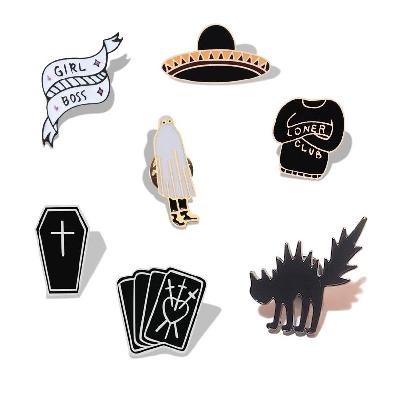 Custom Lapel Pin Brooches New Zealand National Flag Banquet Badge Pins Trendy Accessory Jacket T-Shirt Bag Hat Shoe