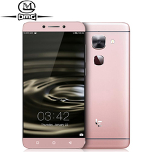 D'origine LeTV LeEco Le Max 2X820 6 GB RAM 64 GB ROM Mobile Téléphone 5.7 « Android 6.0 Snapdragon 820 2560*1440 P 21.0MP 4G Smartphone