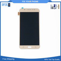 Can Adjust Brightness Copy AAA Phone Lcd For Samsung J7 2016 J710 Brand New Lcd Assembly