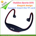 New 2014 headphones mini mp3 music player water sport mp3 player car mp3 player stereophone hifiman DHL FedEx shipping