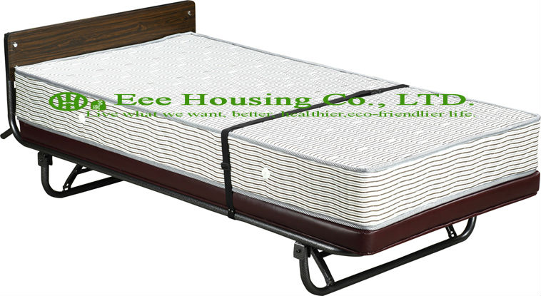 2016 Hot Sale Hotel Furniture Extra Hotel Bed,Hotel Guest Room 18cm Mattress Beds