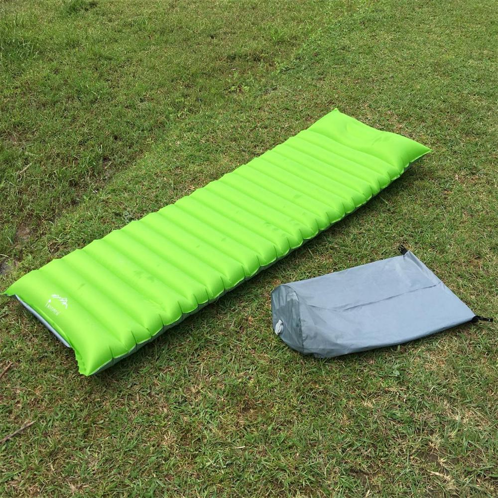 Axemen Air Bag Type Super Light Inflatable Mattress Floating Bed Suoer 2 In 1 Inverter Charger 500 Watt Typer Saa 500w C Pad Single Double Mat Include Without Inflateble