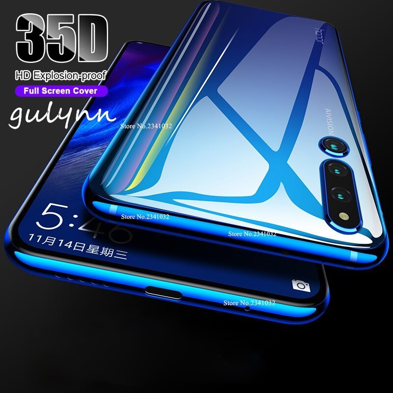 Front+Back 35D Full Protective Soft Hydrogel Film For Huawei P30 Pro P20 Lite Screen Protector Film For Honor 10 9 Lite 8X Cover