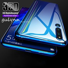 Front+Back 35D Full Protective Soft Hydrogel Film For Huawei P30 Pro P20 Lite Screen Protector Honor 10 9 8X Cover