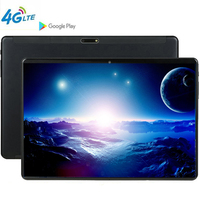 CP9 10 inch glass Screen Tablet LTE Ten 10 Core 6GB + 128GB ROM Dual SIM 8.0 MP GPS Android 9.0 google IPS the tablet pc 4G lte