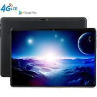 CP9 10 pouces verre écran tablette LTE dix 10 Core 6GB + 128GB ROM double SIM 8.0 MP GPS Android 9.0 google IPS la tablette pc 4G lte