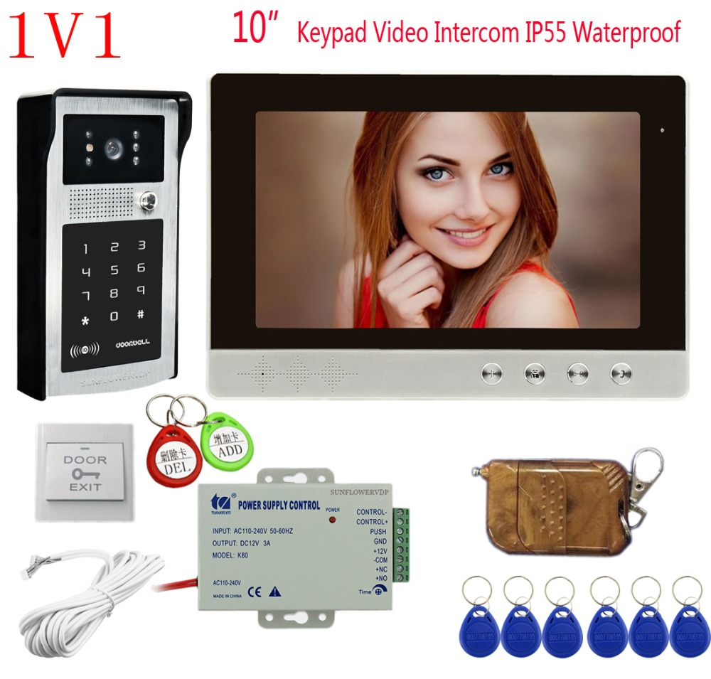 Video Intercom 10