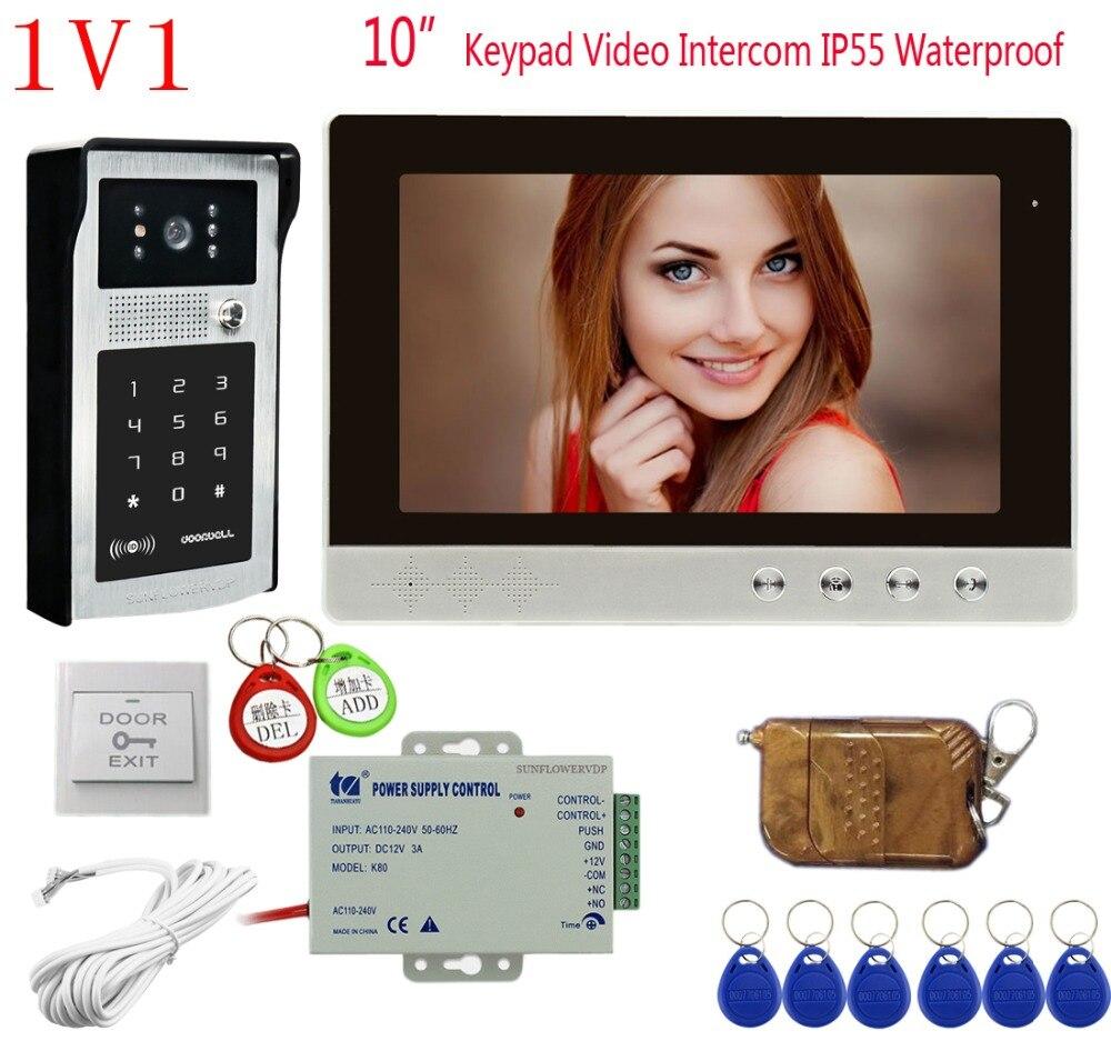 Video Intercom 10