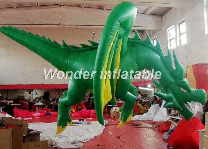 Aufblasbares Tier des heißen aufblasbaren Drachen der - Partyartikel und Dekoration - Foto 4