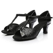 Achetez Cm Promotion Des Danse Chaussures Talon 3 De Latine tCdrhQs