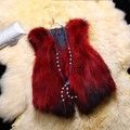 New genuine raccoon fur vest women real fashion coat ladies natural fur jacket custom size free shipping