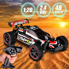 Купить с кэшбэком RC Car 2.4G 4CH Rock Crawlers Driving Car Drive Bigfoot For CR Car Remote Control Car Model OffRoad Vehicle Toy  drift Hobby Toy