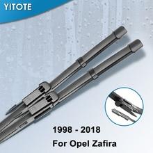 YITOTE щетки стеклоочистителя для Opel Zafira A/Zafira B/Zafira Tourer C модельный год от 1997 до