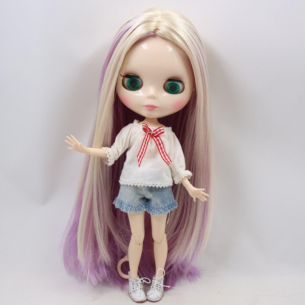ICY Naakt Factory Blyth Pop Geen. BL6025/2137/6122 blonde mix paars en roze haar witte huid Joint body Neo 1/6-in Poppen van Speelgoed & Hobbies op  Groep 2