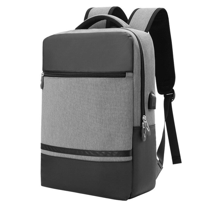 Outdoor Multi-function Travel Bag Luggage Backpack for Men Business USB Charging Laptop Laptop Bag Schoolbag Oxford Travel Bag pegasi oxford tool fabric backpack multi function outdoor backpack electricians tool bag black durable