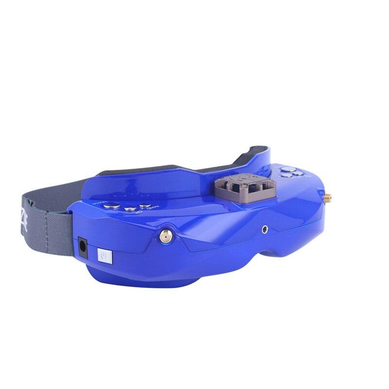 SKYZONE SKY02X 5.8Ghz 48CH diversité FPV lunettes de soutien 2D/3D HDMI tête de suivi et ventilateur DVR caméra avant pour Drone de course RC - 6
