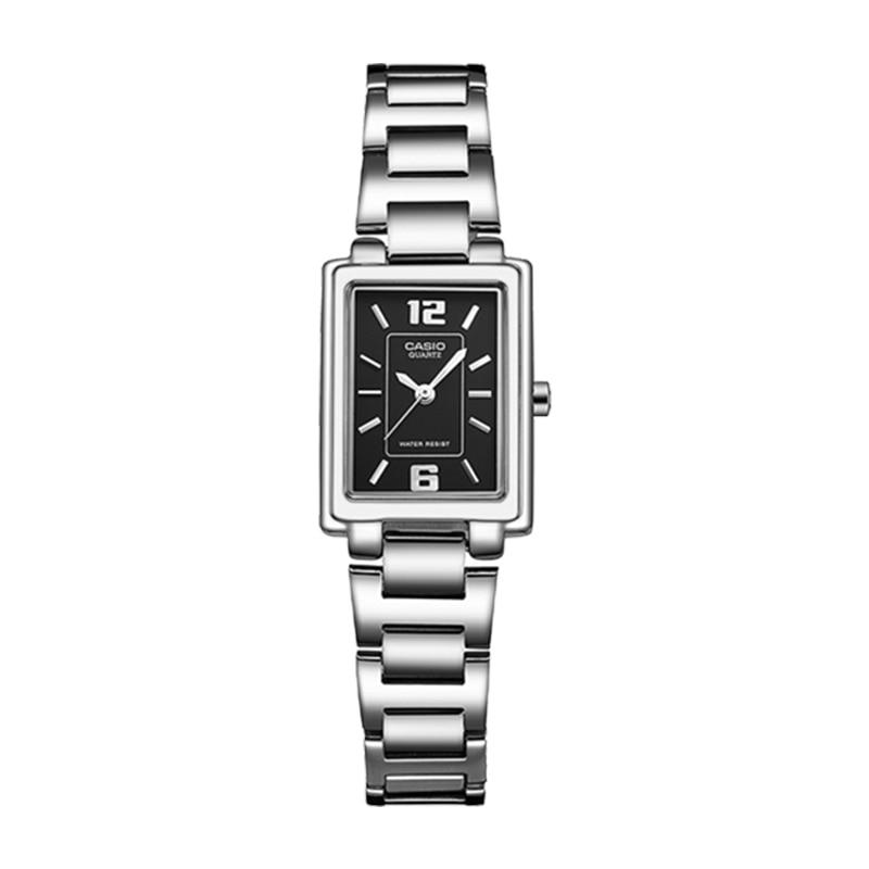 Casio Watches Women Luxury Brand Watch Quartz Wristwatches Fashion Casual Full Steel Watch relogio feminino LTP-1238D-7A casio watch fashion diamond waterproof quartz watch shn 3013d 7a shn 3013l 7a shn 3012gl 7a