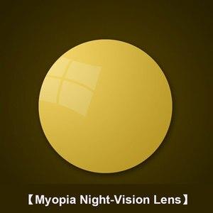 Image 5 - Night vision drive custom made eyeglasses for driving lenses optical lens with prescription single vision lenses