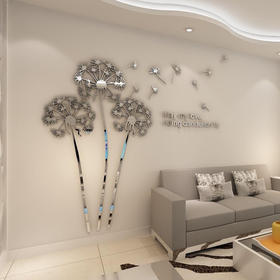 Caliente-Venta de acrílico 3D foto Marcos árbol etiqueta de la pared ...