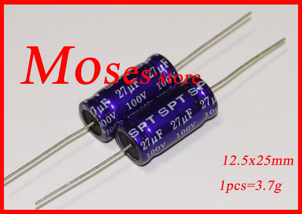 5pcs 1000uf 35v Rubycon Radial Electrolytic Capacitors 12.5x25mm 35v1000uf