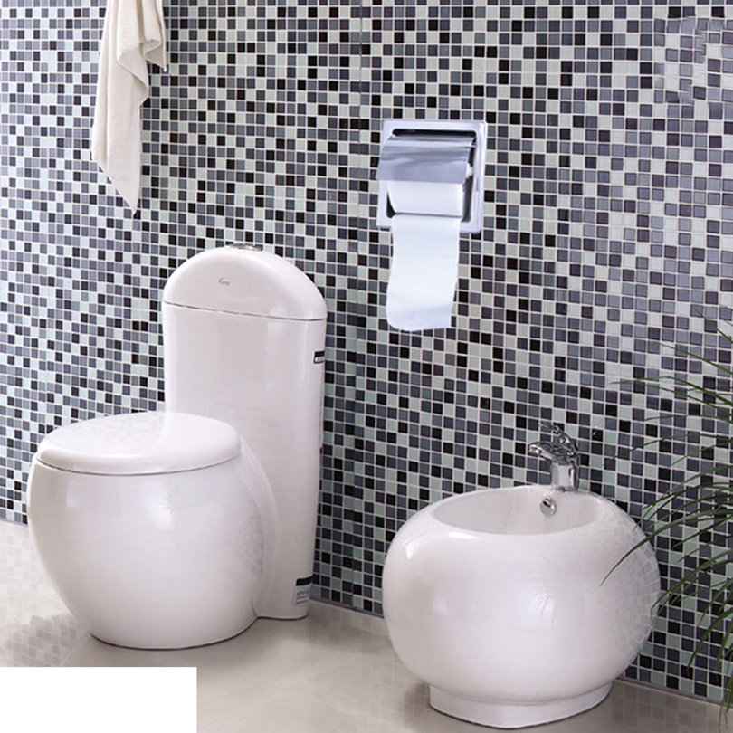 Luxury Stainless Steel Bathroom Paper Holder Wall Mount Paper Holders And Hook Toilet Roll Tissue Rack stainless steel toilet paper holder papier toilette encastrable wall mount wc paper holder bathroom roll paper holder basket