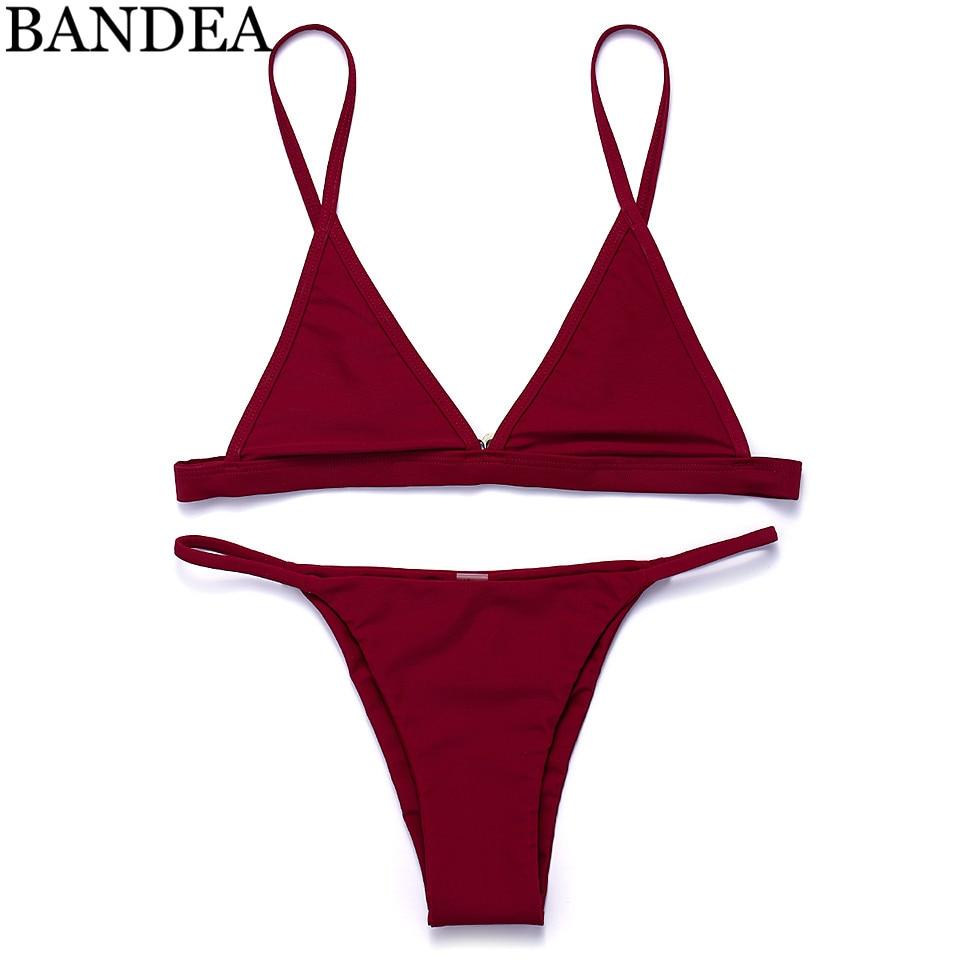 Bandea Bikini 2019 Sexy Bikini Set Women Swimwear Female -8476