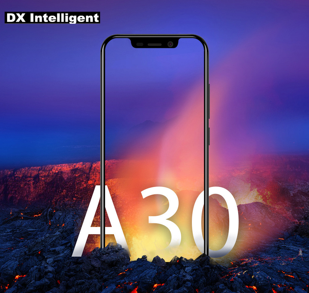 Blackview A30 5,5 zoll 19:9 Volle Display 3g Handy MTK6580A Quad-Core 8MP Dual Kamera 2 gb RAM 16 gb Android 8.1 Gesicht ID GPS