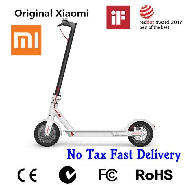 Original Xiaomi Mijia Electric Scooter Hoverboard Electric
