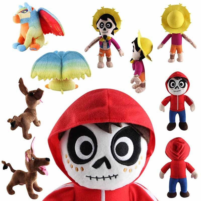 Hot Movie COCO Pixar 2017 New Plush Toys 6