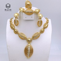 2017 baus oval ethiopian nigerian indian dubai dubai jewelry set women african beads jewelry set arabic.jpg 200x200