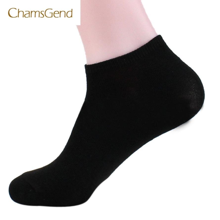 CHAMSGEND men socks Cotton Ship Boat Short Sock Ankle Invisible Socks Warm Winter