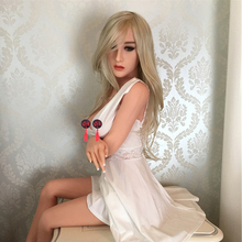 148cm Lifelike Full Size Real Silicone Sex Dolls Adult Sex Dolls Japanese Silicone Love Doll Oral Vagina Anal Sex Doll for Men