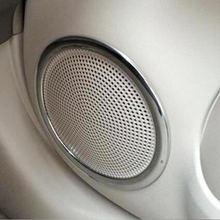 4 шт хромированные автомобильные аксессуары для nissan qashqai