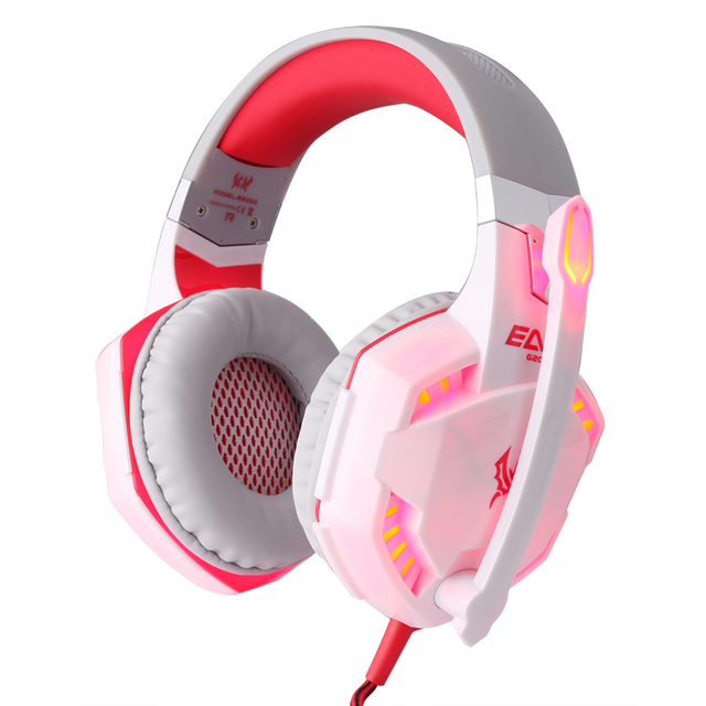 G2000 Casque Audio Gaming Headset 4