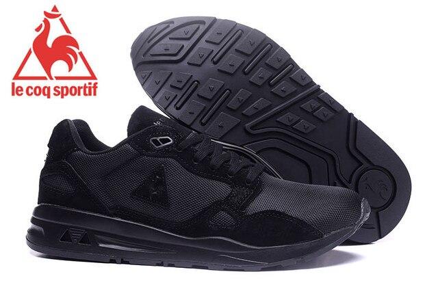 7696042566 Full Black Color Le Coq Sportif Men's Running Shoes Sneakers Men's Le Coq  Sportif Sports Shoes Size Eur 40-45