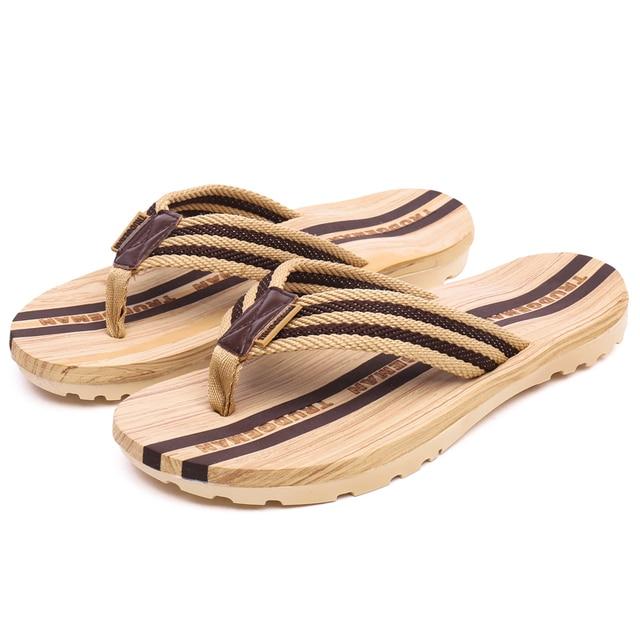 Eagsouni 2019 été femmes chaussures mode tongs plage maison pantoufles Couple