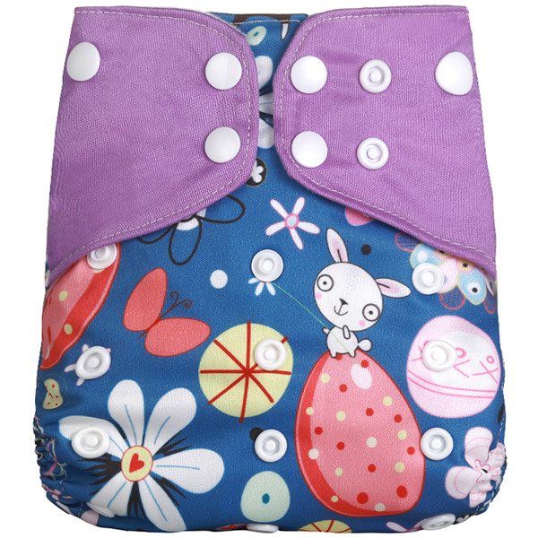 [Simfamily] Новые детские тканевые подгузники, регулируемые подгузники для мальчиков и девочек, Моющиеся Водонепроницаемые Многоразовые подгузники для новорожденных - Цвет: NO11